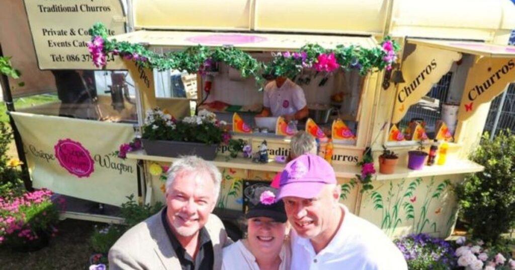 crepe wagon bloom festival dublin